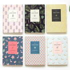 2016 Weekly Planner Journal Organizer Iconic Lively Pattern Diary + Clear Cover