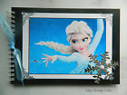 LAST FEW - DISNEY AUTOGRAPH ALBUM BOOK ELSA CINDERELLA