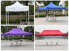 Canopy 10x10 10X20 10x15 5x5  Shelter Car Shelter Wedding EasyPop Up Tent