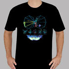 New TEMPEST Retro 80s 90s Video Game Men's Black T-Shirt Size S to 3XL image