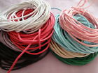 2mm Wax Cotton Cord  for Shamballa, Macrame, Jewellery - pack size options