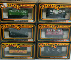 00 GAUGE WAGONS MINT IN BOX VARIOUS SETS OR SINGLES AIRFIX MAINLINE BACHMANN
