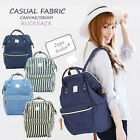 anello Japan DEMIN Backpack Campus Rucksack Camping School Travel Bag MultiColor
