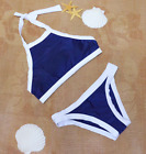 Women Sexy Bikini Set Bandage Push-Up Padded Swimwear Swimsuit Bathing Beachwear