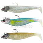 Berkley Powerbait Pre Rigged Shad Sea Fishing Bait Lure for Boat or Shore
