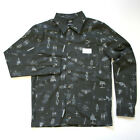Wesc x Stereo Skateboards Clint Jacket Dark Shadow