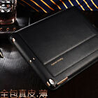 Luxury Leather Case Ultra Thin Smart Auto Sleep Cover For iPad mini Air 1 2 3 4