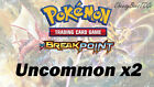 Pokemon XY: Breakpoint - Uncommon Cards (Set of 2 from 99p)