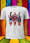 Mob of Cats Indian Funny Novelty T-shirt Vest Tank Top Men Women Unisex 2329