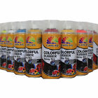 Carlas Plastics Colourful Rubber Spray Paints 400 Ml