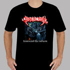 Benediction *Transcend The Rubicon Rock Band Men's Black T-Shirt Size S to 3XL