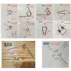 WIRE DIA. 1.0,1.2,1.5,1.6,2.0,2.5MM DOOR TYPE,V-TYPE TORSION SPRING HOOK SELECT