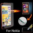 9H Premium Real Tempered Glass Film Screen Protector Guard For Nokia Cell Phones