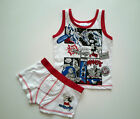 DISNEY MICKEY UNDERWEAR SET SIZE 92-128 NEW