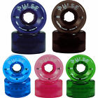 Atom Pulse Outdoor Roller Skate Wheels - 78A  - 65mm X 37mm - Full Set of 8
