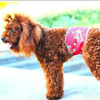 Male Dog Wrap Diapers Band Belly Nappys Sanitary Training Toilet Underwear 5size