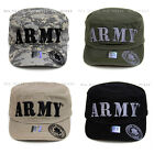 U.S. ARMY hat ARMY Military Official Licensed Cadet Castro Cotton Baseball cap