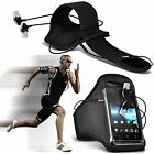 Running Fitness Sports Armband Case & Handsfree For BLU Life 8
