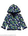 GYMBOREE Girls Jacket FLOWER SHOWERS Size 2T 3T Toddler Floral Print Blue NEW