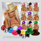 Sexy Hat baseball cap sequins paillette go-go unisex party carnival HUT1