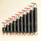 Wire Diameter 1.5mm OD 8-15mm Length 30-500mm Tension / Extension Springs Select