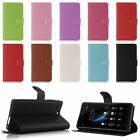 "For Doogee X5 / X5 Pro 5.0"" Leather Wallet Cover Book Folio Phone Case Stand"