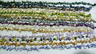 6-7mm head top drilled reborn keshi Natural freshwater pearl loose bead necklace