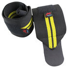 Sports Wristband Wrist Straps Wraps Fitness Weight Lifting Training Hand Bands