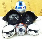 6 Styles HOT TSUM TSUM STAR WARS Mini Plush Toy Screen Cleaner With Chain Gifts