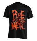 Arch Enemy Pure f**king Metal ( red ) T-Shirt 106109 #