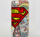 Marvel Avengers Spiderman Dark Knight Case Cover for iPhone 5 5S 5C 6 6S Samsung