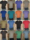 POLO RALPH LAUREN MEN T-SHIRTS CREW NECK AND V-NECK S,M,L,XL,XXL STANDARD FIT