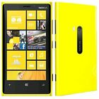 NEW NOKIA LUMIA 920 32GB UNLOCKED 4G SMARTPHONE BLACK/RED/BLUE/YELLOW+GIFTS