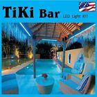 Unbranded BEAUTIFUL Rainbow Color Changing Tiki Bar DECORATION lights - NEW deco