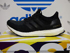 NEW ADIDAS Ultra Boost Women's Running Shoes - Black/Black; BB3910