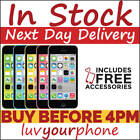 Apple iPhone 5c 8GB 16GB 32GB All Colours Unlocked **Fastest Delivery On eBay**