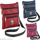 NEW WOMENS TOTE CROSS BODY MESSENGER BAG LADIES HANDBAG SHOULDER PURSE GIRLS
