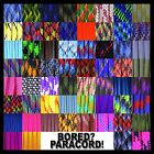 Kyпить 550 Paracord Rope Commercial Type III - 60 Colors and Patterns! - 25 50 100 feet на еВаy.соm