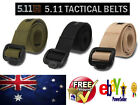 TACTICAL 5.11 HUNTING SURVIVAL BELT HEAVY DUTY ARMY ELITE MILITARY NEW AUSTRALIA