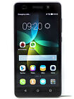 """NEW HUAWEI HONOR 4C BLACK/WHITE 2GB/8GB OCTA CORE 5"""" SCREEN ANDROID LTE +16GB"""