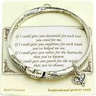 MOM Mobius Bangle Bracelet with Charm-Message card included