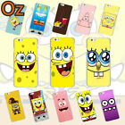 SpongeBob Cover for iPhone 5/5S, Multi-design Painted Quality Case WeirdLand