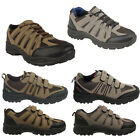 MENS HIKING BOOTS WALKING VELCRO STRAP TRAIL TREKKING TRAINERS SHOE SIZE UK 6-12