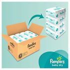 Pampers BABY DRY Nappies Diapers MONTHLY SAVING Pack SIZE 3 4 4+ 5 5+ 6