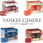 YANKEE CANDLES 25% OFF SCENTED TEA LIGHTS, FRESH, FLORAL, FRUITY FRAGRANCES