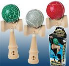 Kendama Deluxe Toy ~ Street Style ~ Toss and Catch Skill Game by Toysmith NEW