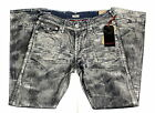 True Religion $498 Ricky Straight Limited Edition Super T Jeans MEC859N0E9 34x34