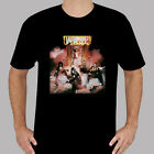 New WASP W.A.S.P. Metal Rock Band Men's Black T-Shirt Size S to 3XL image
