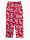 Pyjamas Mens AFL Licensed Flannel Pjs Pants Sydney Swans sz S