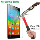 Buy 1 Free 1=2pcs 9H Tempered Glass Film Screen Protector For Lenovo Phone